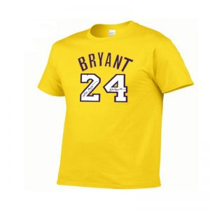 Kobe Bryant # 24 number shirt