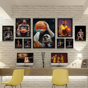 Kobe Bryant Basketball Star Decorative Painting Bryant Poster