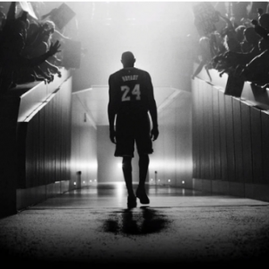 Kobe Bryant Retired Poster
