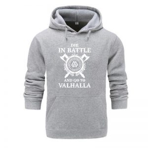 Light gray color_din-vikings-sweatshirt-men-die-in-battl_variants-2