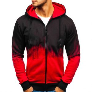 Red color _ens-hoodies-splicing-tie-dyeing-pullove_variants-2