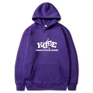 Kobe Hoodie in blue color